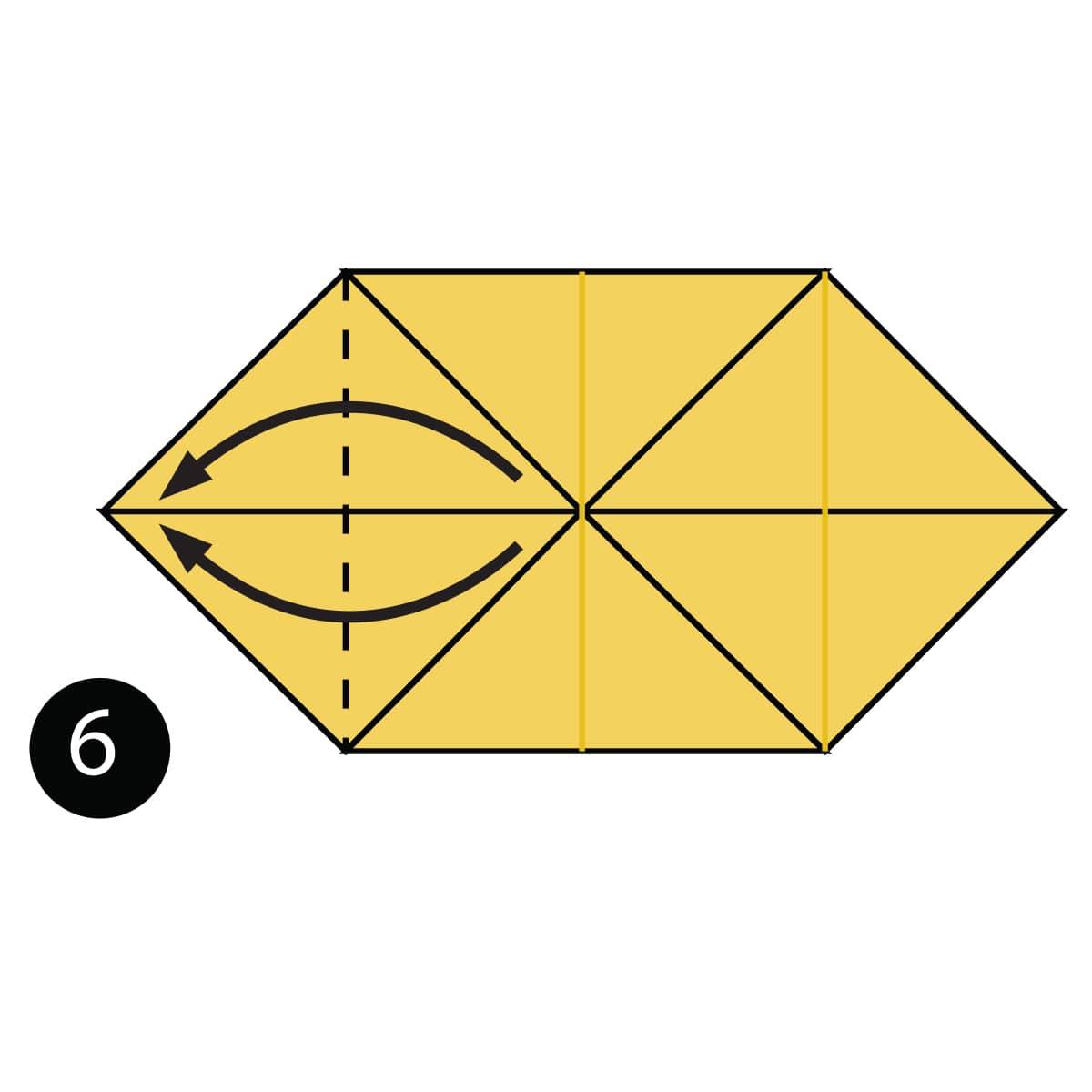 Pomeranian Step 6