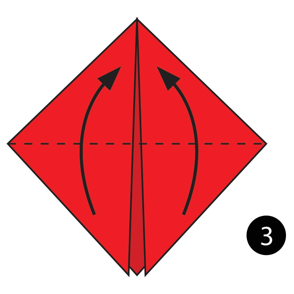 Samurai Helmet Step 3