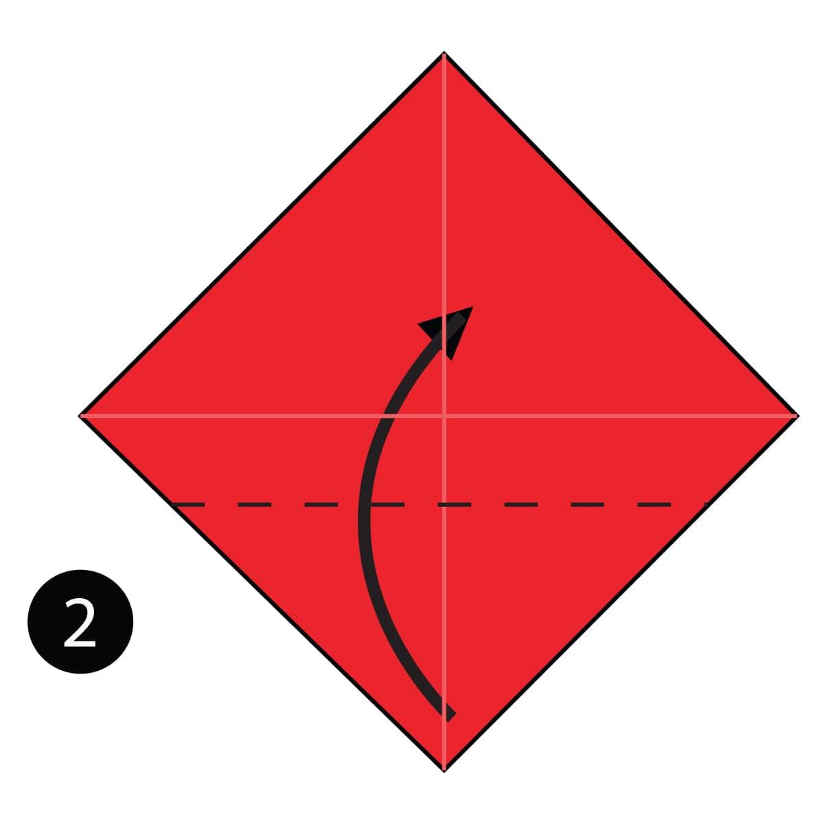 Origami Santa – How to guide | Origami santa, Christmas origami ... | 1200x1200
