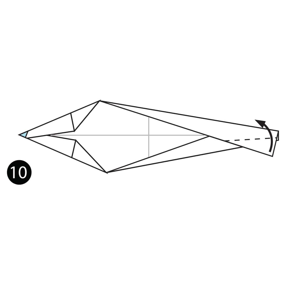 Sardine Step 10