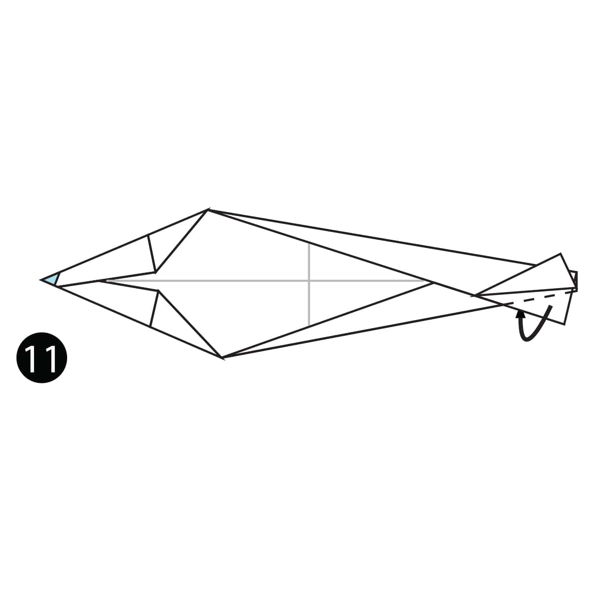 Sardine Step 11