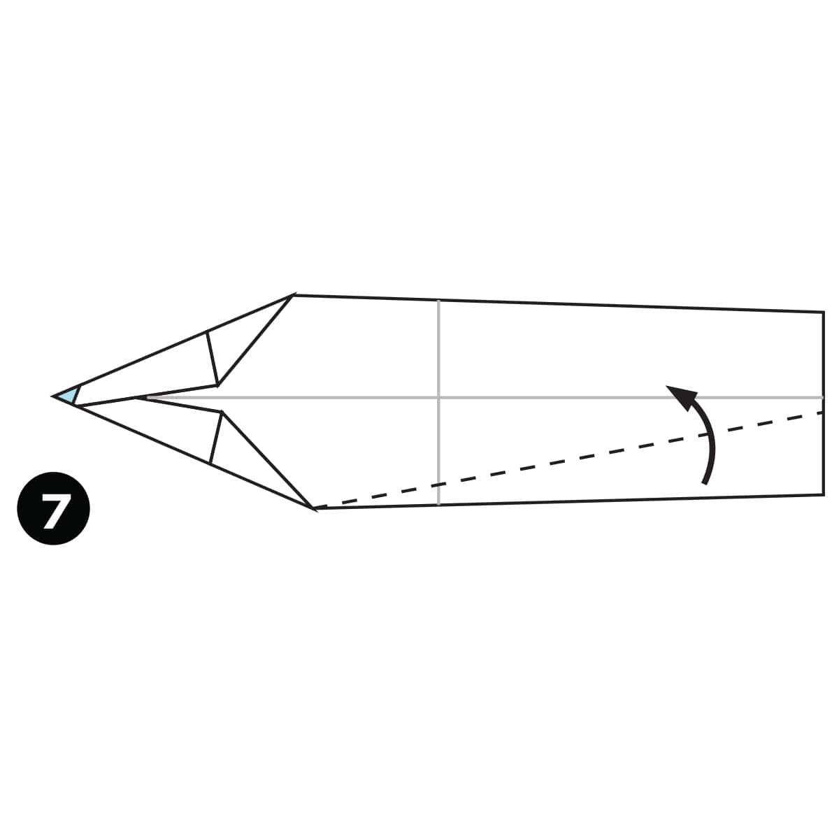 Sardine Step 7
