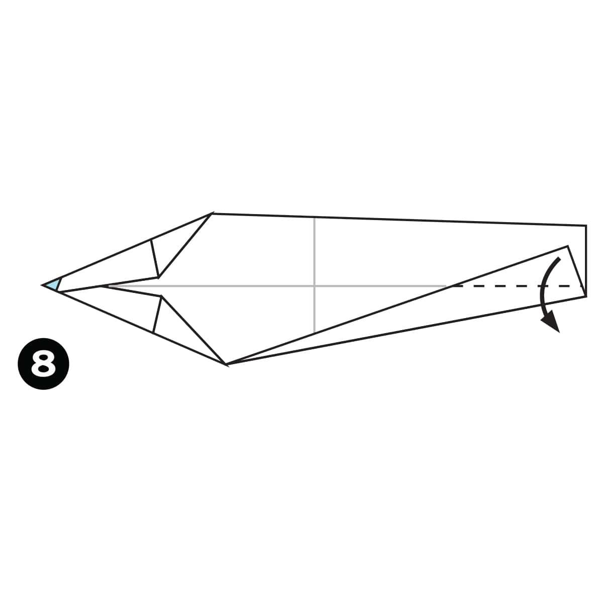 Sardine Step 8