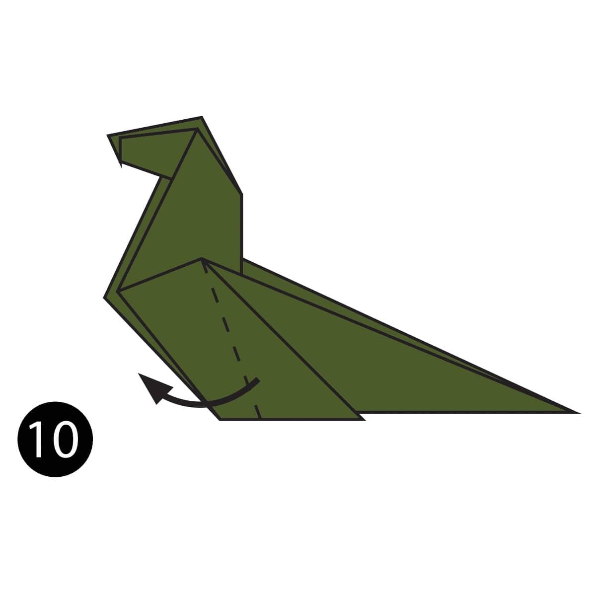 Seal Step 10