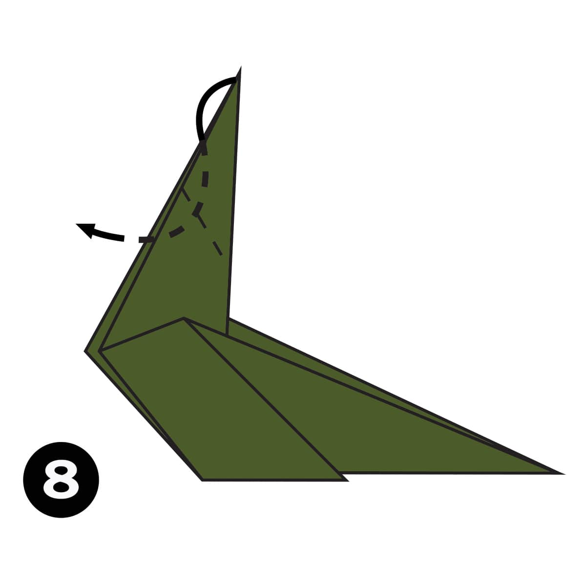 Seal Step 8