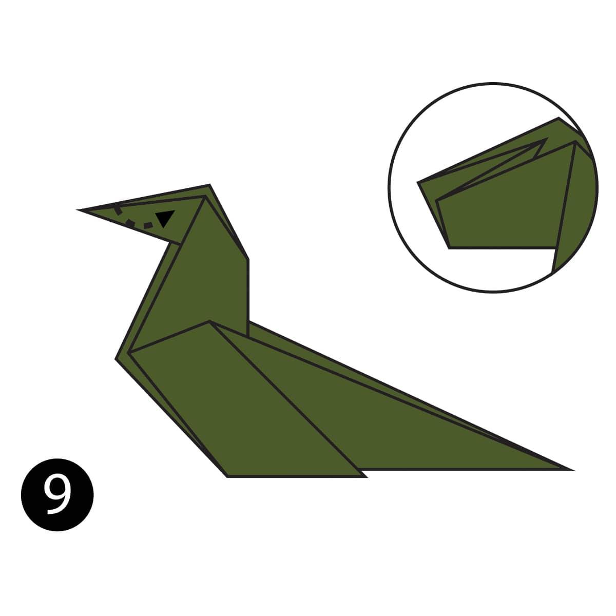 Seal Step 9