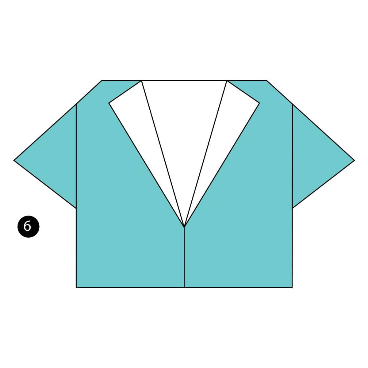 Shirt Step 6