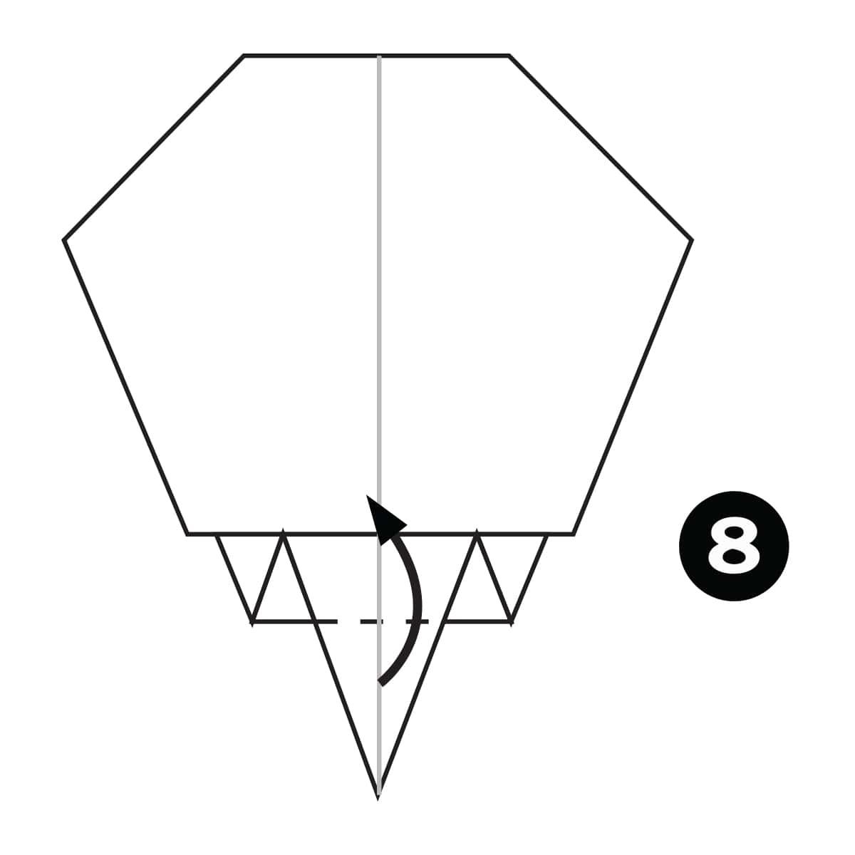 Skull Step 8