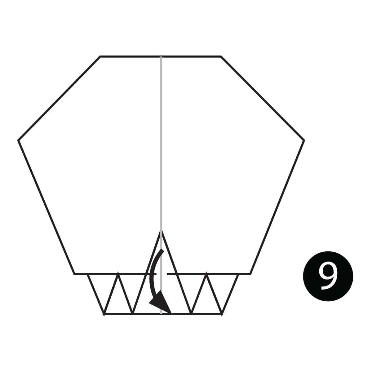 Skull Step 9