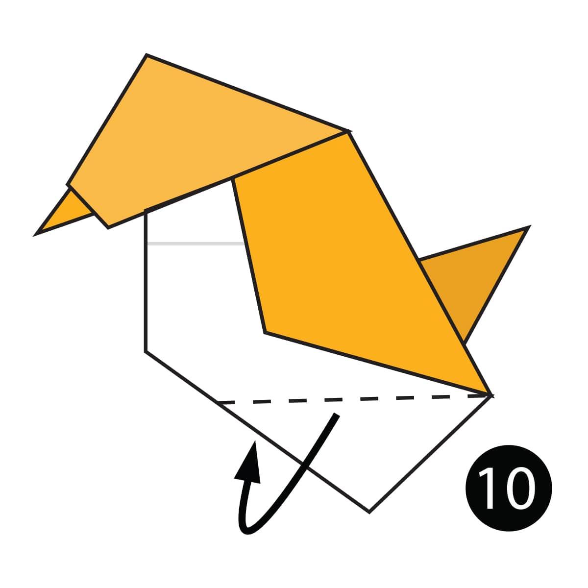Sparrow Step 10
