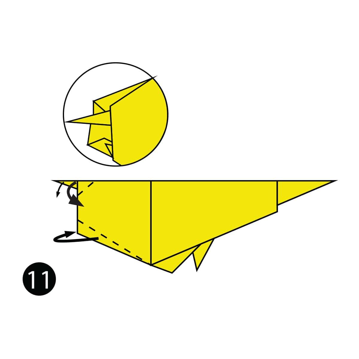 Sparrow Step 11
