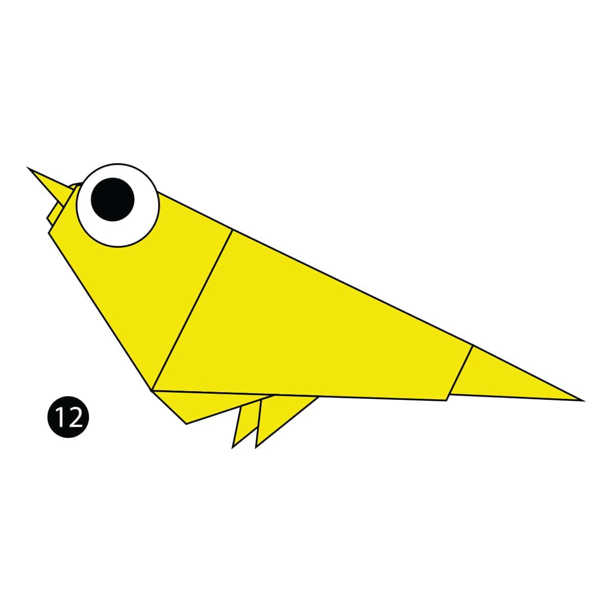 Sparrow Step 12