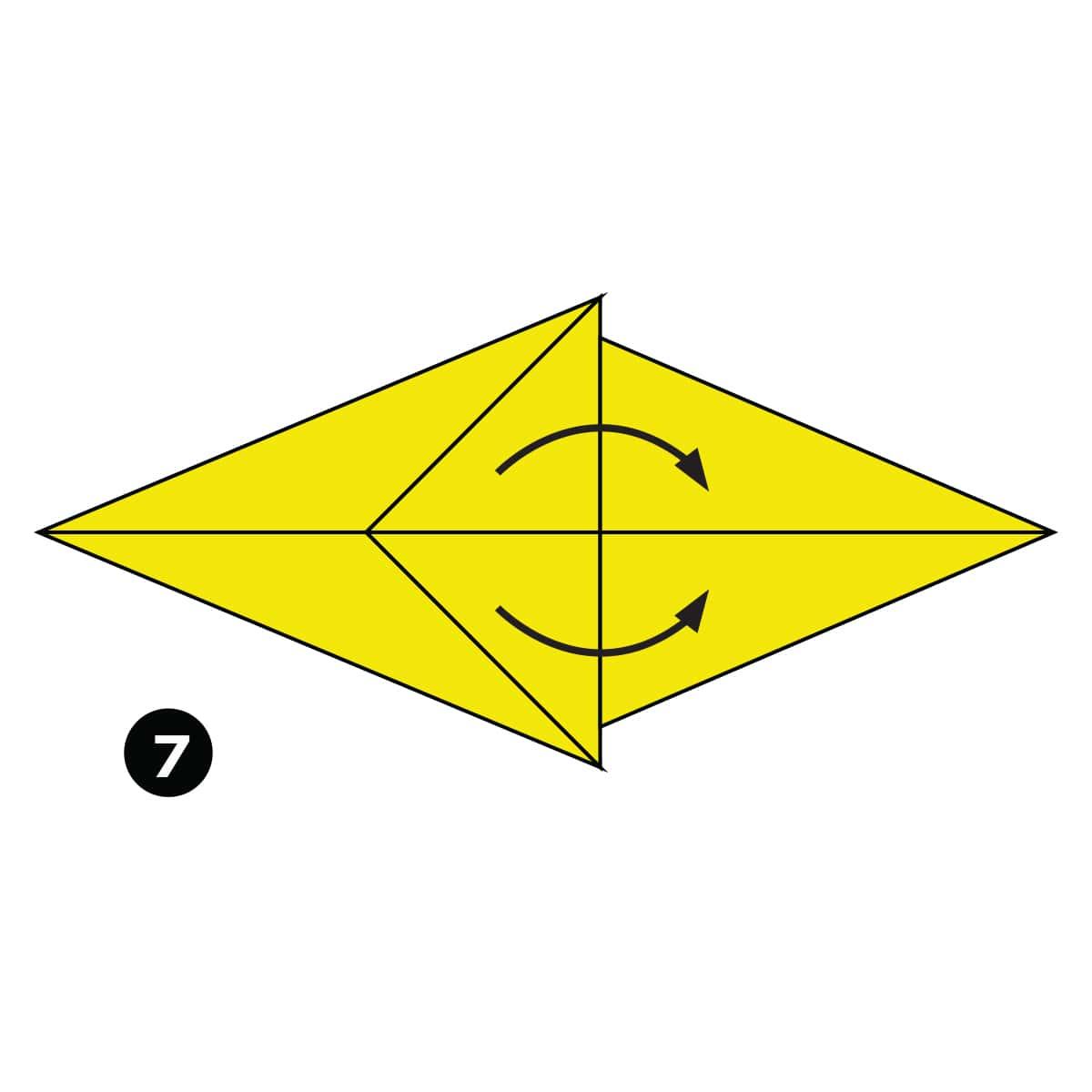 Sparrow Step 7