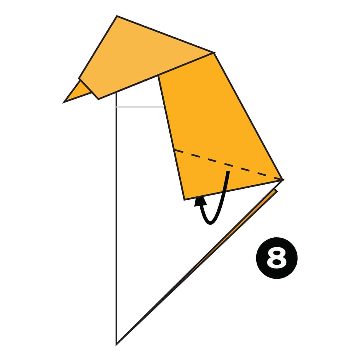 Sparrow Step 8