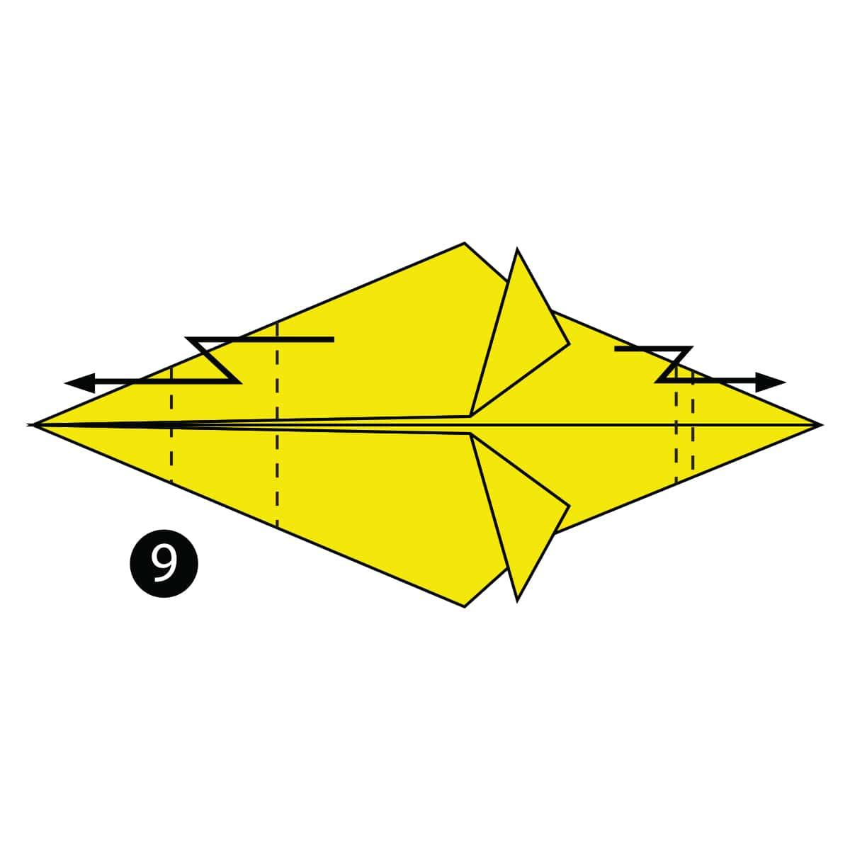 Sparrow Step 9