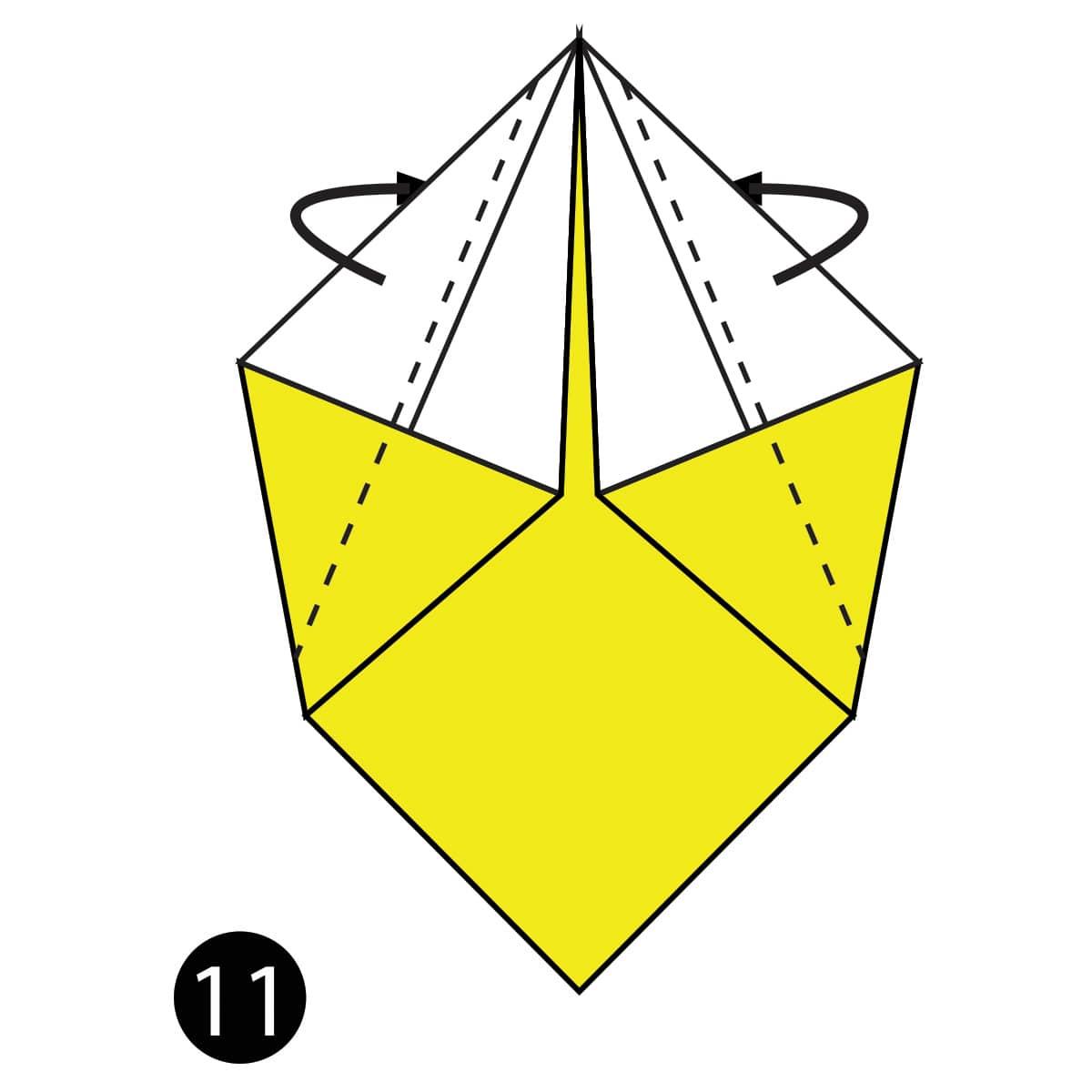 Star Box Step 11