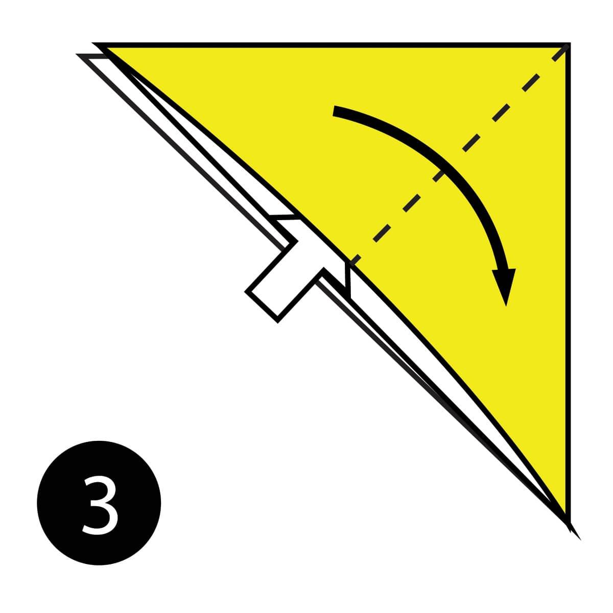 Origami samurai helmet bookmark tutorial! | Origami bookmark ... | 1200x1200