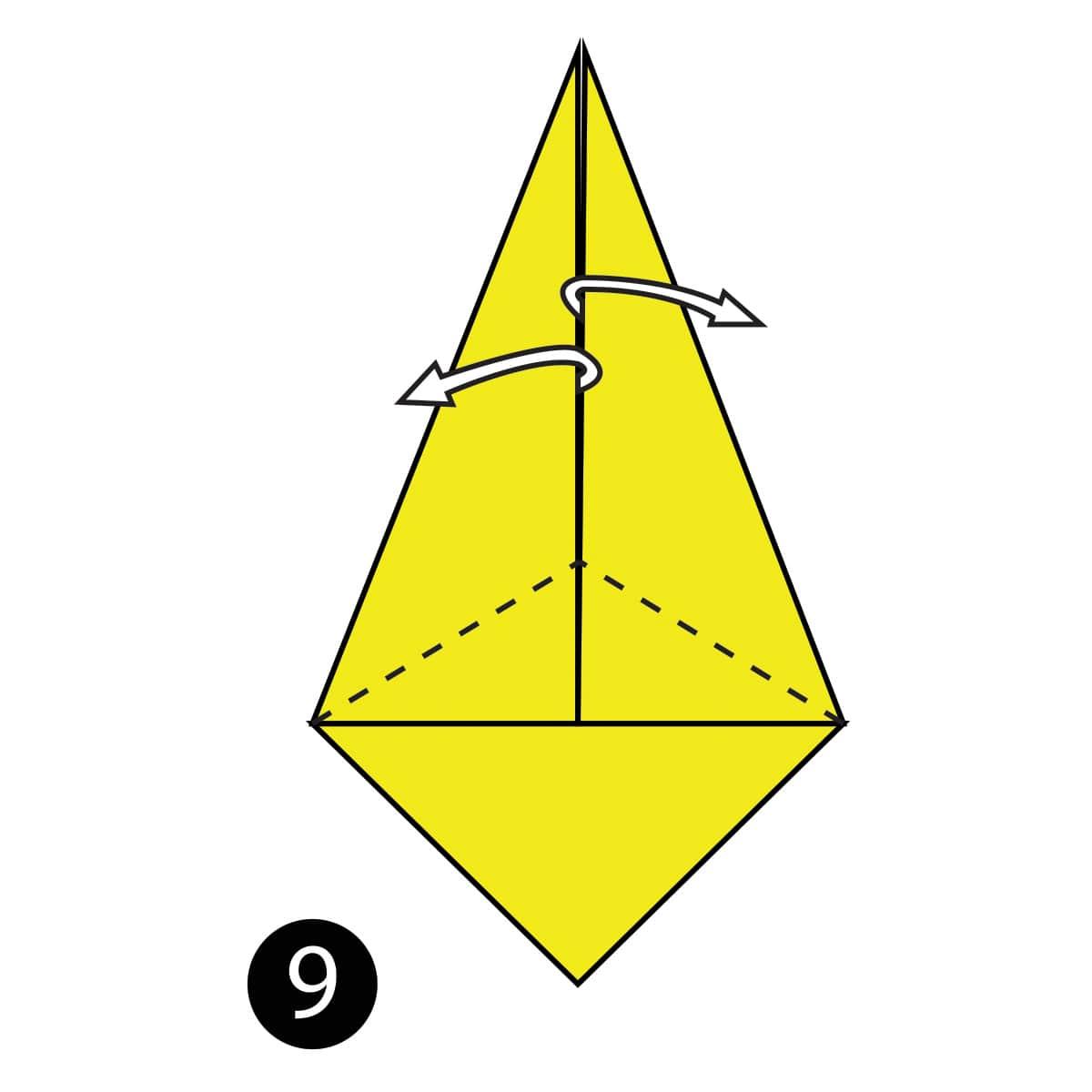 Star Box Step 9