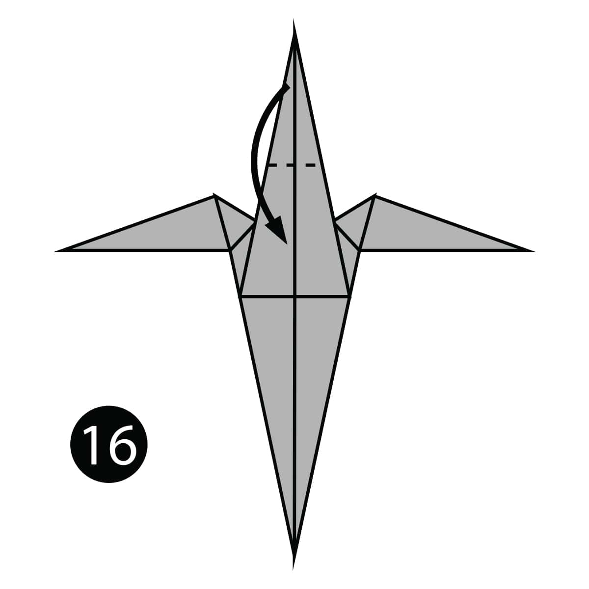 Swallow Step 16
