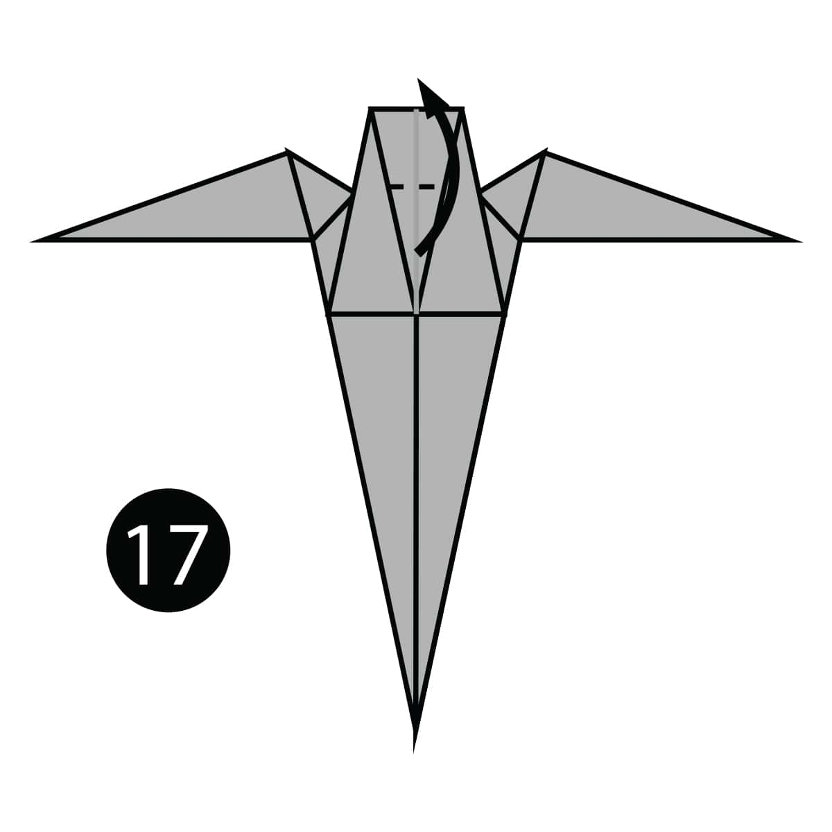 Swallow Step 17