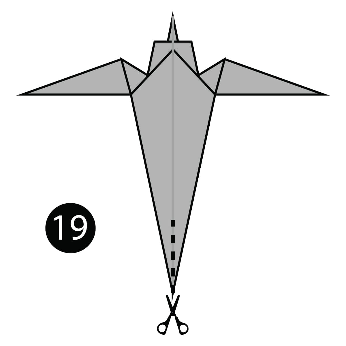 Swallow Step 19