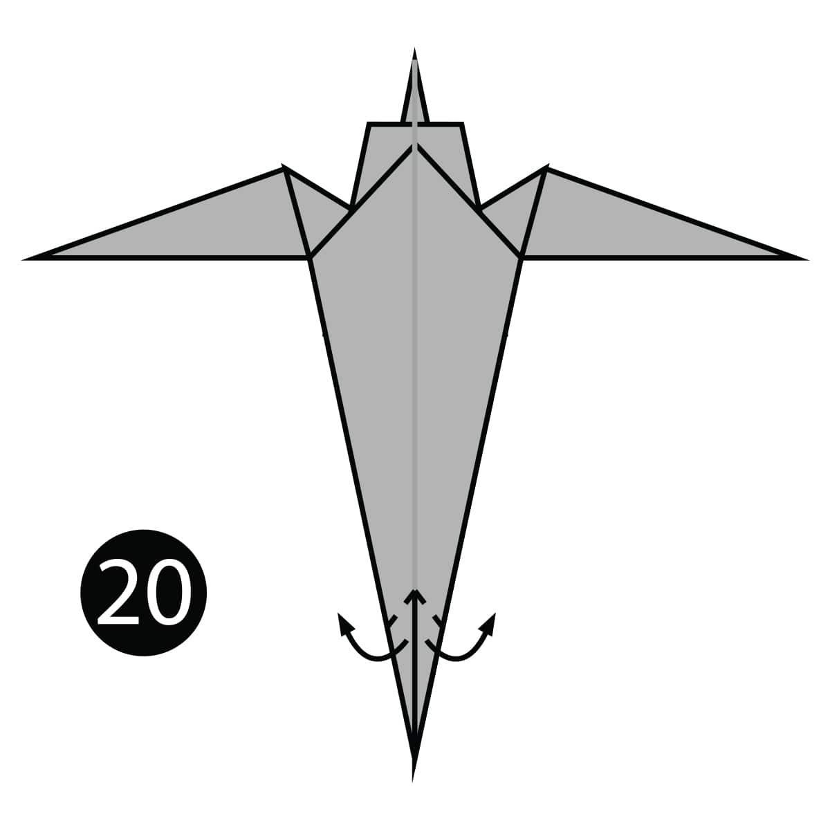 Swallow Step 20