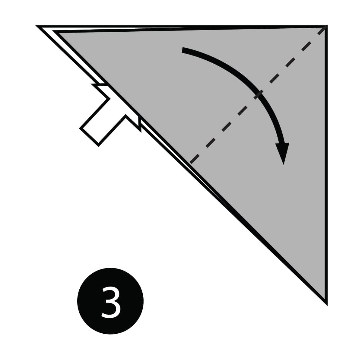 Origami Swallow | 1200x1200