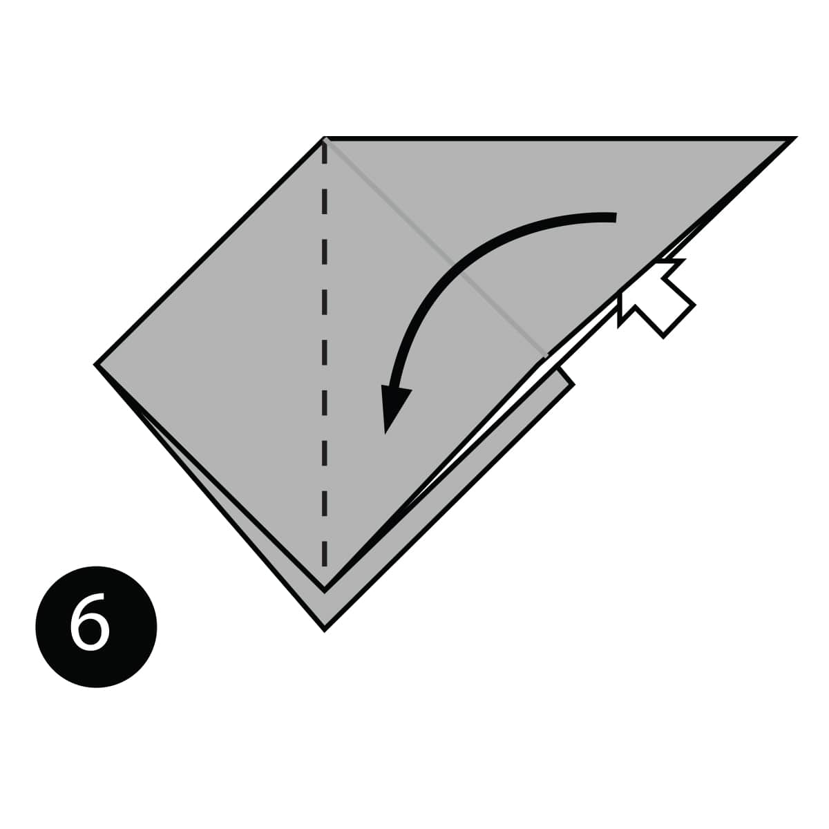 Swallow Step 6