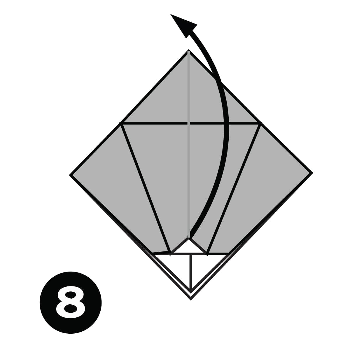 Swallow Step 8