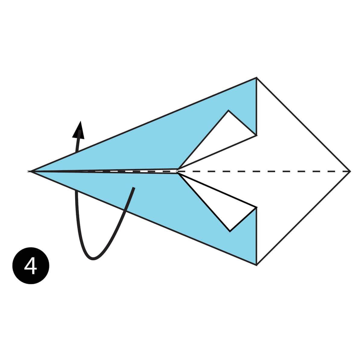 Swan Step 4