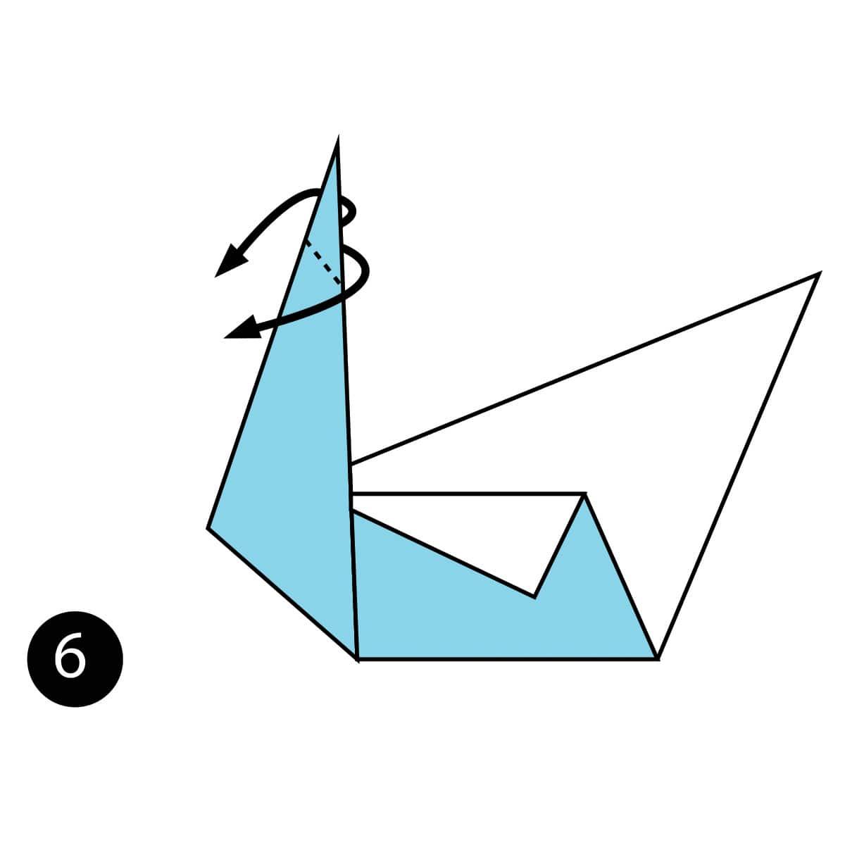 Swan Step 6