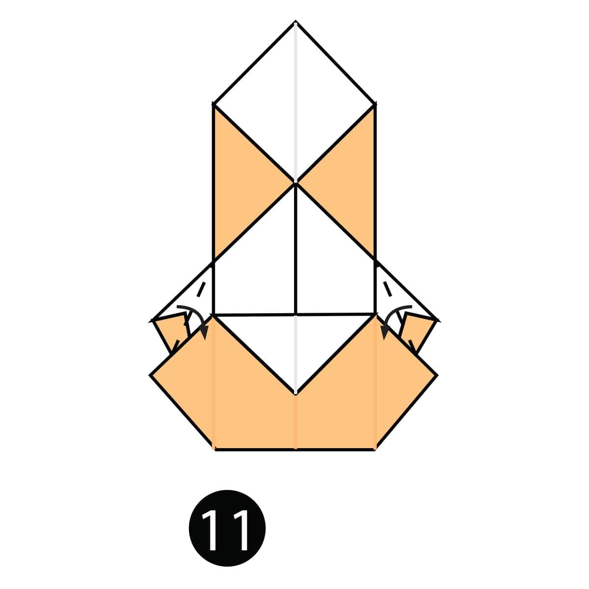 ORIGAMI FLUFFY - TEDDY BEAR TUTORIAL (Marc Kirschenbaum) 折り紙 ... | 1200x1200