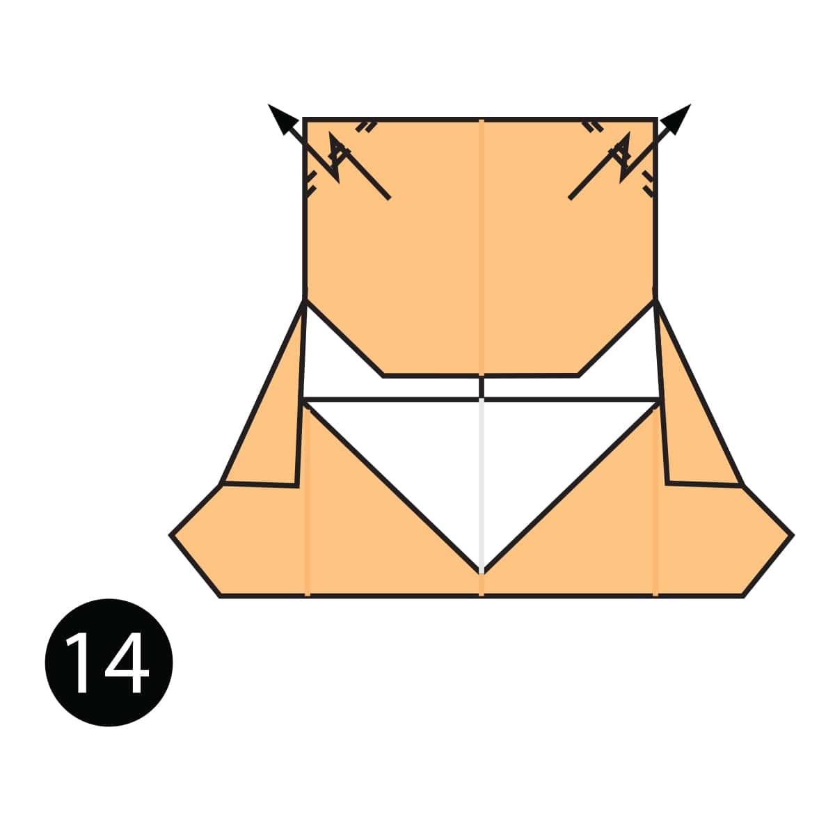 Teddy Bear Step 14