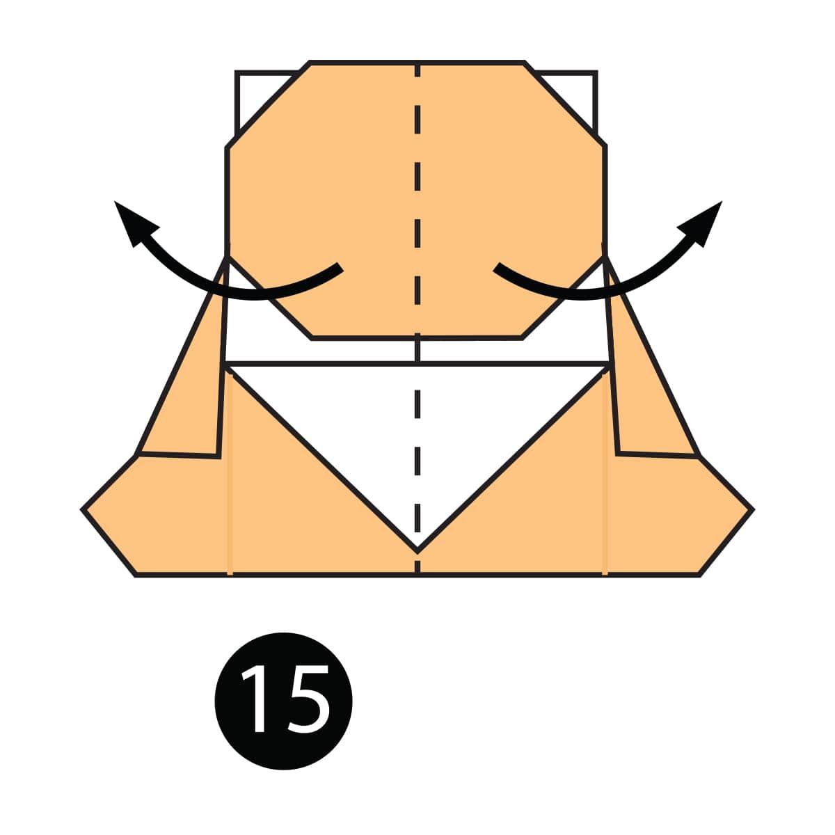Teddy Bear Step 15