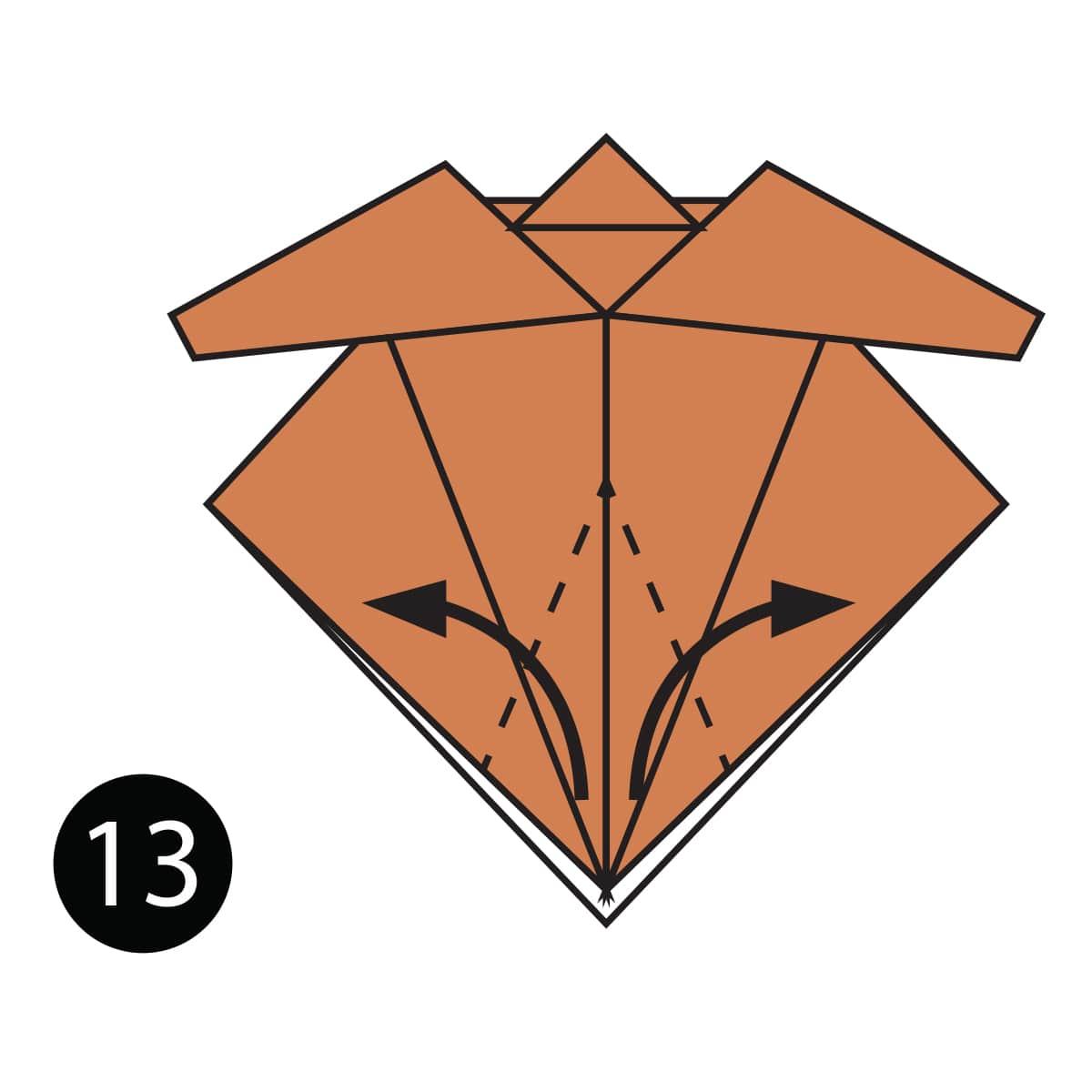 Turtle Step 13