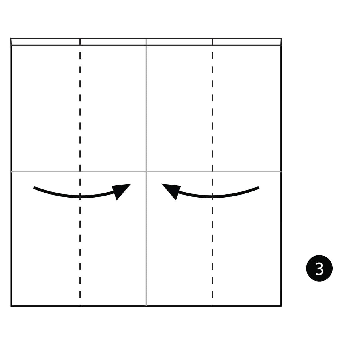 Tuxedo Step 3