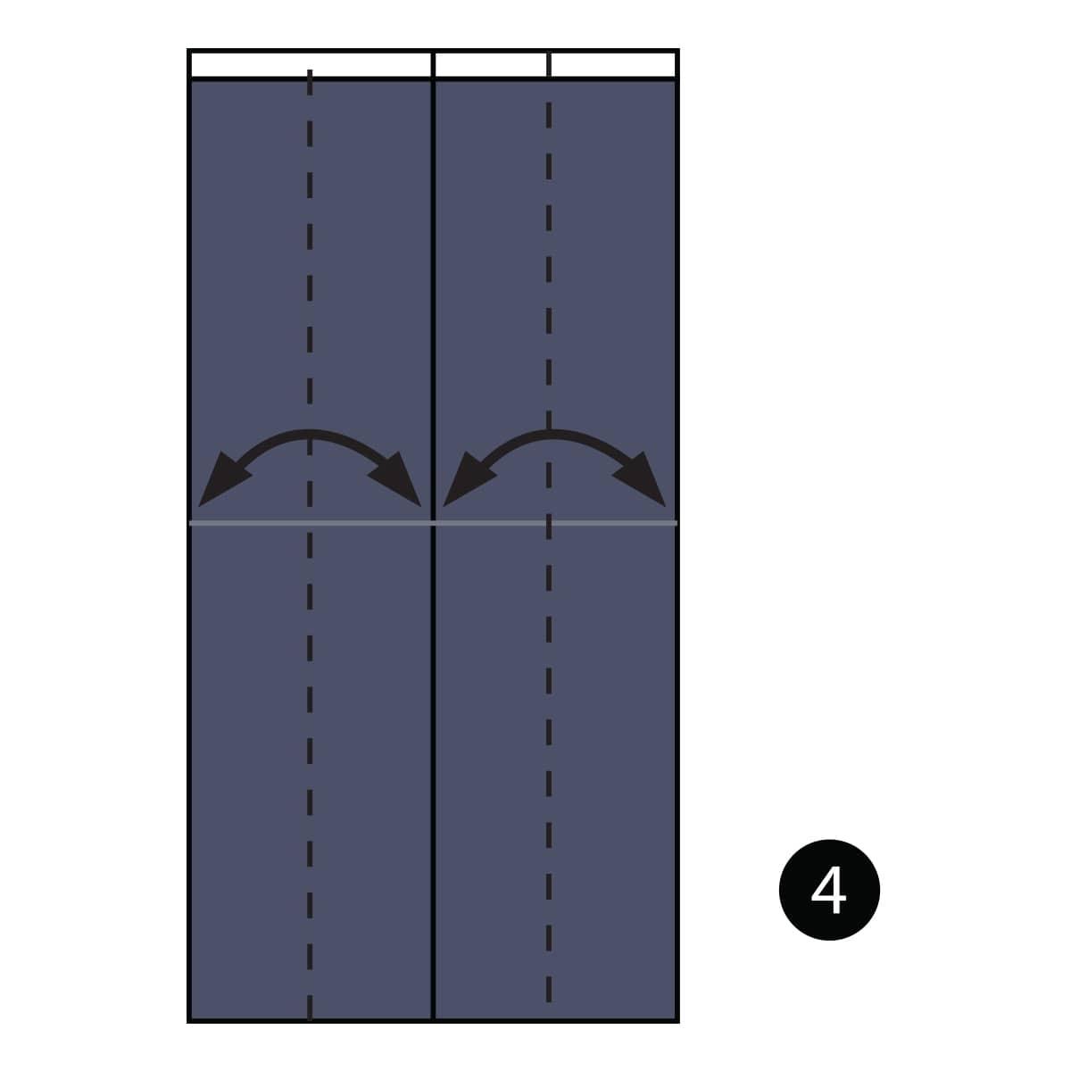 Tuxedo Step 4