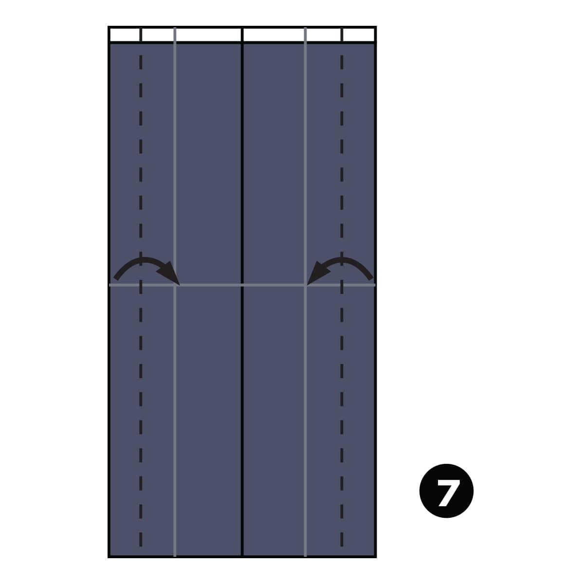 Tuxedo Step 7