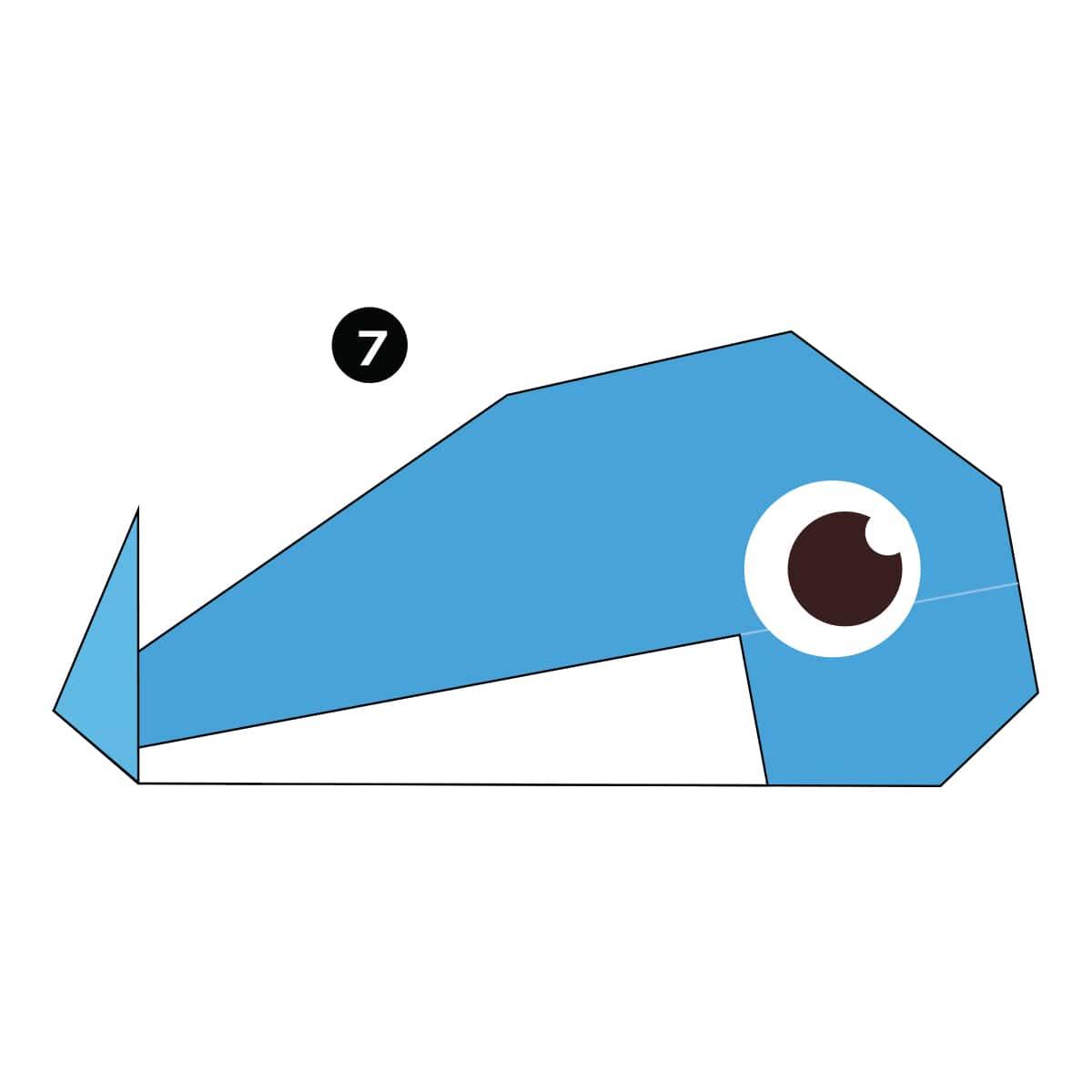 Whale Step 7
