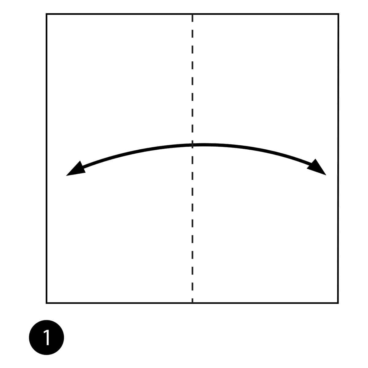 Pinwheel Step 1