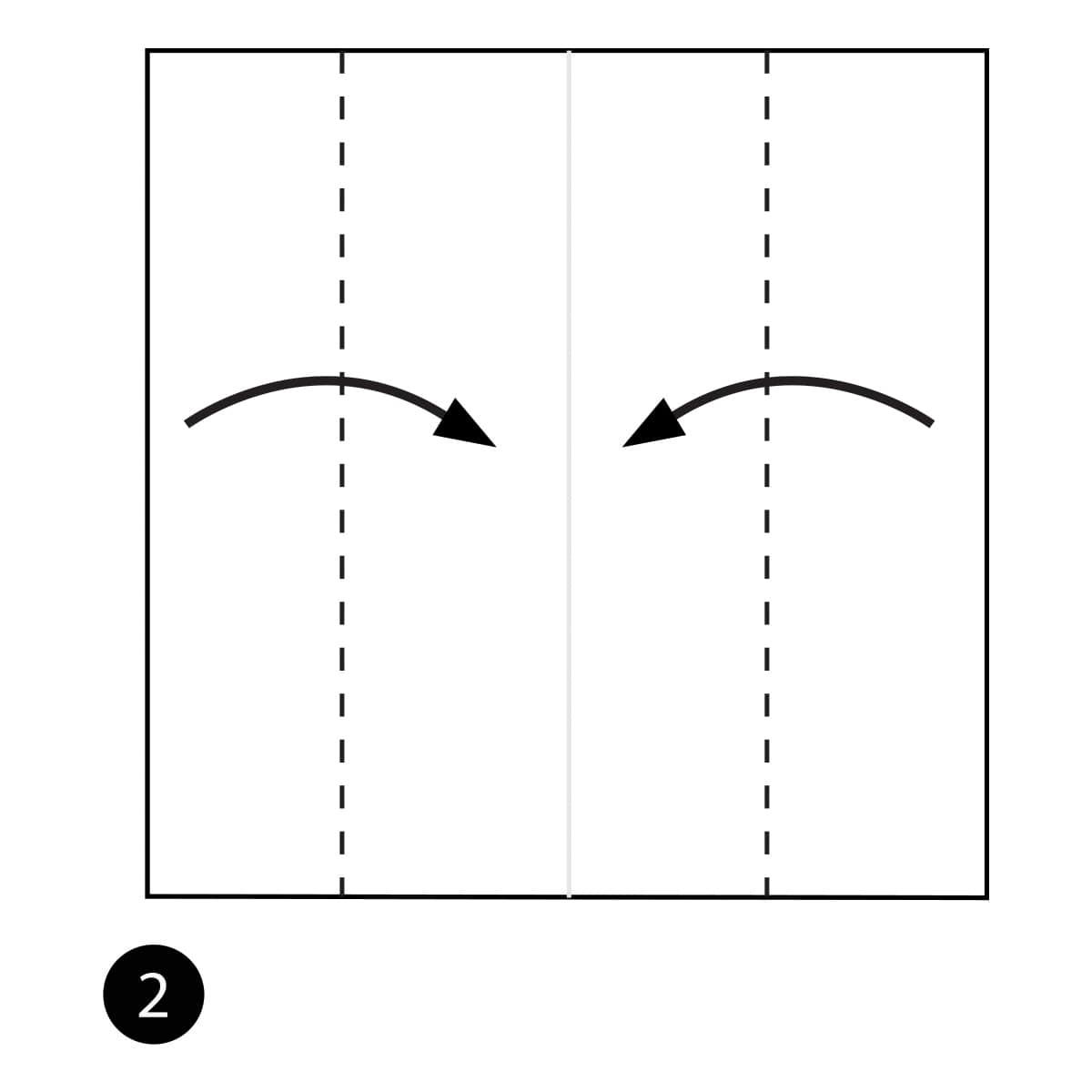 Pinwheel Step 2