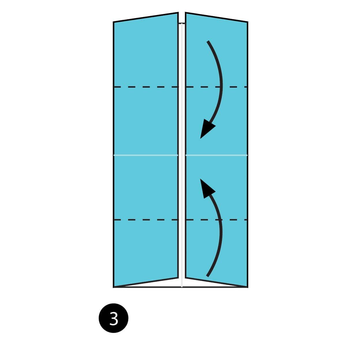 Pinwheel Step 3