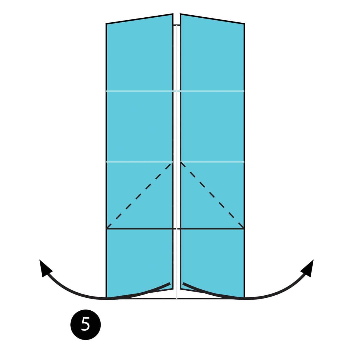 Pinwheel Step 5