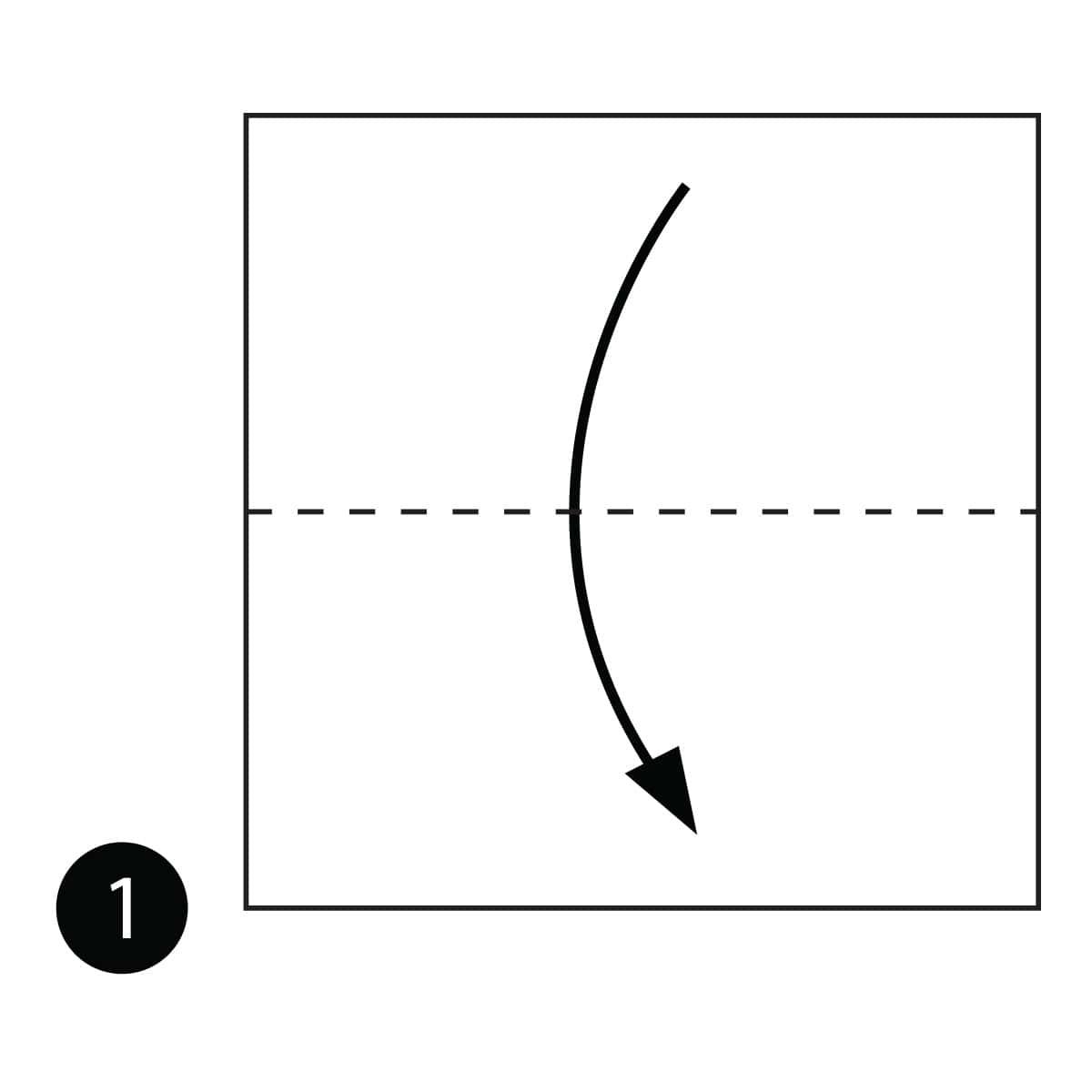 Winged Balloon Step 1