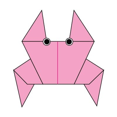 Origami Dragon Folding Instructions - How to Make Origami Dragon ... | 400x400