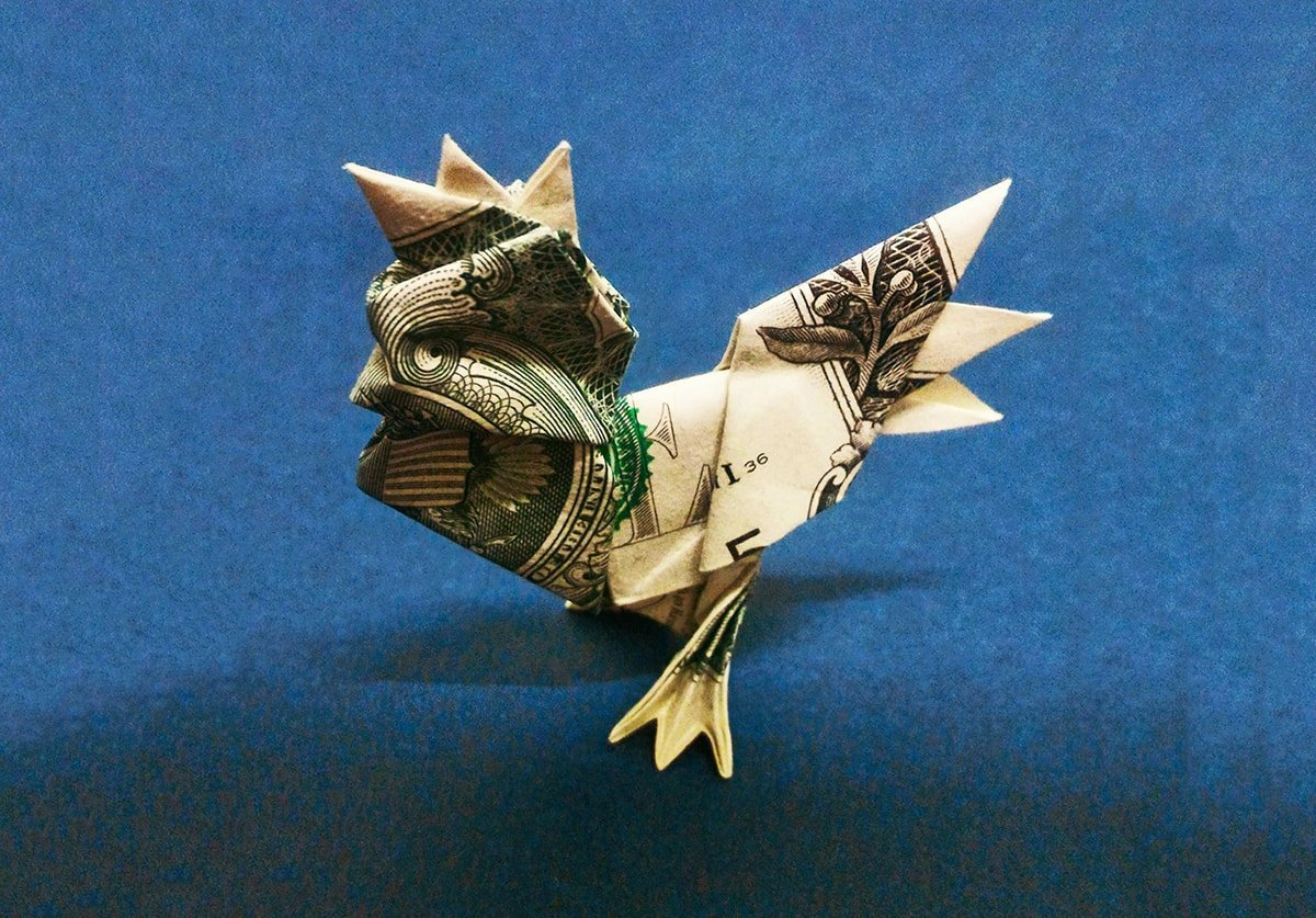 Dollar Animal Origami (Origami Books) - Kindle edition by Park, Won.  Crafts, Hobbies & Home Kindle eBooks @ Amazon.com. | 837x1200