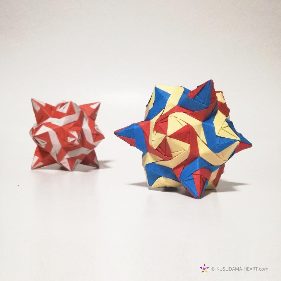 'Buckie' type truncated octahedron