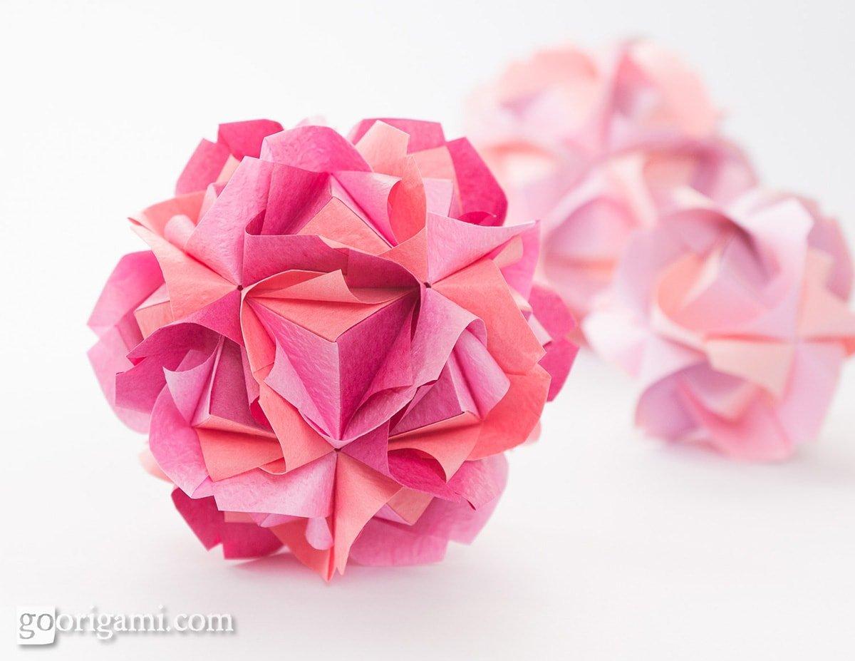 Imperial Rose Sonobe