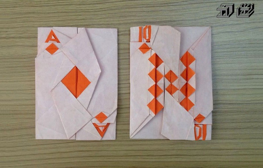 Ace and 10 of Diamonds Cards