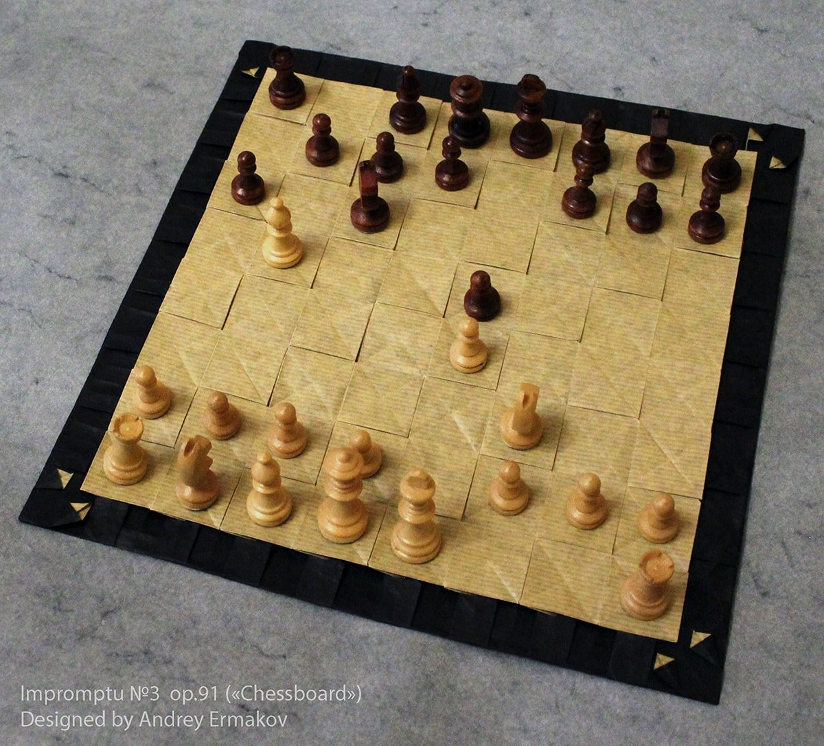 Chessboard in Use